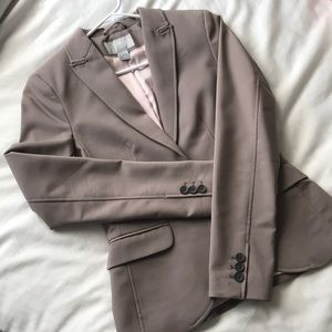 NWOT H&M fitted blazer